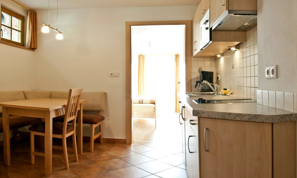 Il Vostro Appartamento Vacanza a Racines, al Maso Schölzhornhof