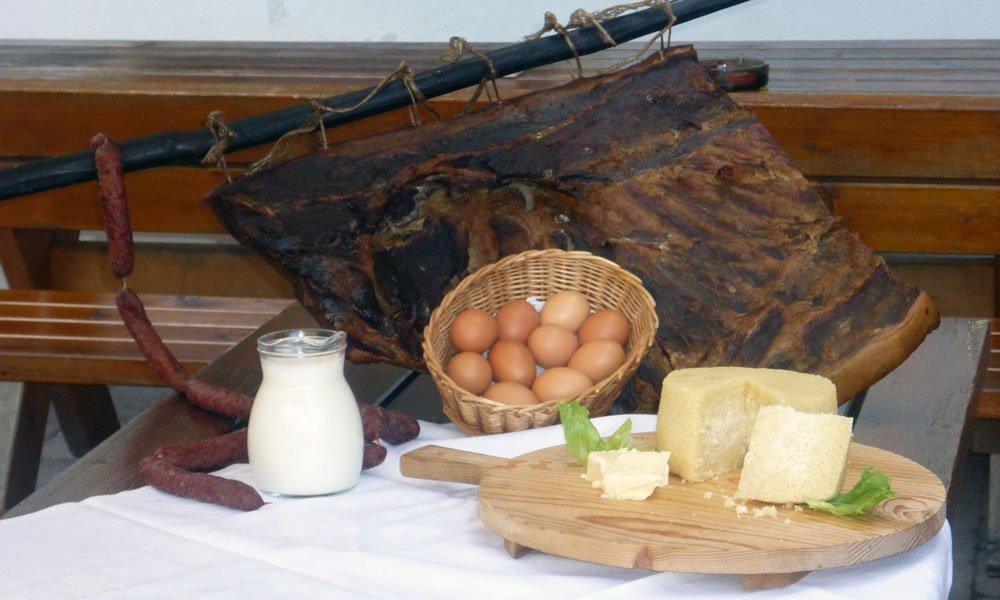 Venite a vivere al Maso Schölzhornhof una vacanza rilassante in Agriturismo con il trattamento di mezza pensione