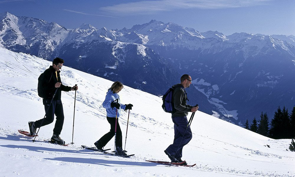 Winteraktivitäten bei Ihrem Skiurlaub in Ratschings
