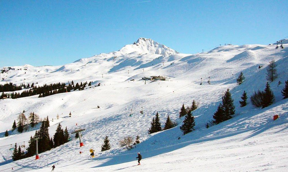 Aree sciistiche intorno a Racines per gli amanti dello sci, dello slittino e per i fondisti